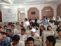 Gürcüstanda azərbaycanlı gənclərin assambleyası yaradılıb (FOTO) - Gallery Thumbnail