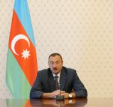 President Ilham Aliyev receives ambassadors and heads of diplomatic missions of Muslim countries in Azerbaijan (PHOTO) - Gallery Thumbnail