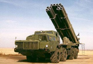 Azerbaijan's all Smerch multiple rocket launchers fully operational – Defense ministry
