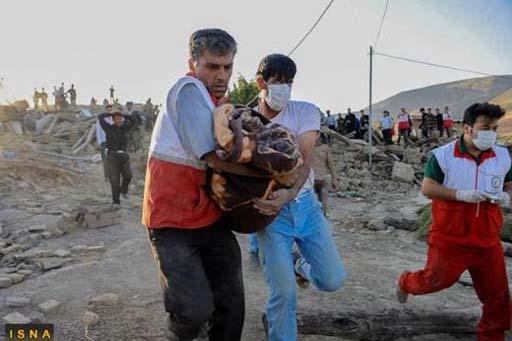 Число пострадавших от землетрясения в Иране выросло до 27 человек