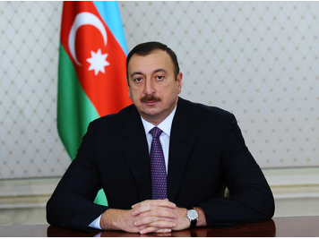 Azerbaijani President meets EBRD chief in Davos