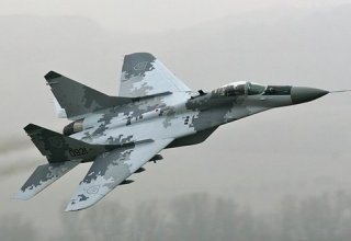 Belarus overhauling Uzbek Air Force fighters