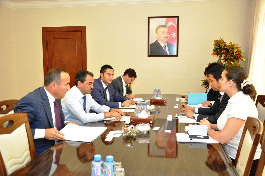 Japan to continue to support water supply and sewerage system reconstruction projects in Azerbaijan (PHOTO) - Gallery Image