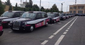 'Milla holds great taxi parade (PHOTO) - Gallery Thumbnail