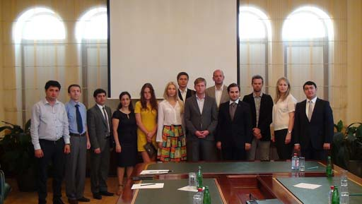 Lithuanian youth informed about truth on Nagorno-Karabakh (PHOTO)