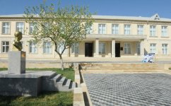 Azerbaijani President inspects Intellect school-lyceum and secondary school in Baku (PHOTO) - Gallery Thumbnail