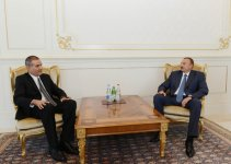 Azerbaijani President receives credentials of incoming Israeli ambassador - Gallery Thumbnail