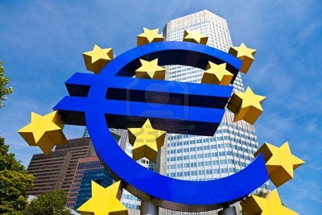 ECB: Euro zone banks continue to work off bad debt