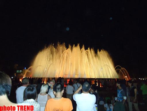Творение Гауди и Волшебный фонтан Барселоны - глазами азербайджанца (фотосессия) - Gallery Image