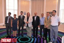 World-renowned actor attends contract signing ceremony on Azerbaijanfilm studio reconstruction in Baku (PHOTO) - Gallery Thumbnail