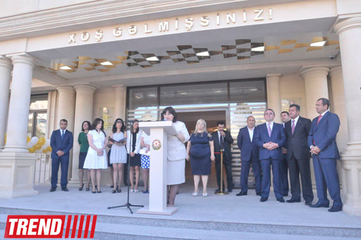 """В Баку состоялось торжественное открытие """"Baku Modern School"""" (фотосессия) - Gallery Image"""