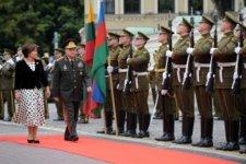 Азербайджан и Литва подписали обновленное соглашение о военном сотрудничестве (ФОТО) - Gallery Thumbnail