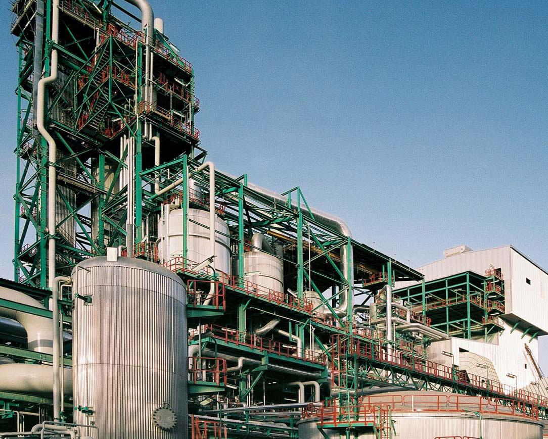 Вдвое выросли темпы производства карбамида в Туркменистане