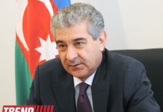 New Azerbaijan Party's deputy chairman meets OSCE observation mission head