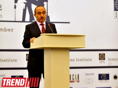 Azerbaijan attaches important meaning to democracy - International Press Institute (PHOTO) - Gallery Image
