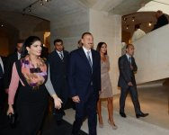President Ilham Aliyev and his spouse attended opening of Islamic art exhibition halls at Louvre Museum (PHOTO) - Gallery Thumbnail