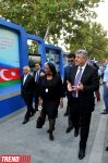 """Oil, Gas and Media"" conference participants visited Baku Boulevard (PHOTO) - Gallery Thumbnail"