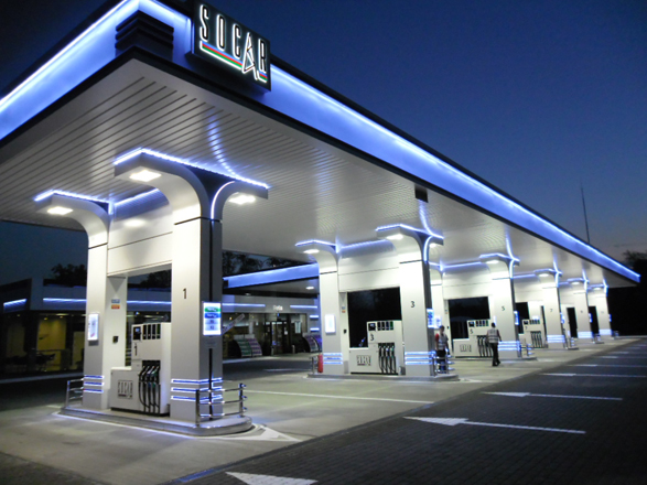 New petrol station under SOCAR brand commissioned in Romania