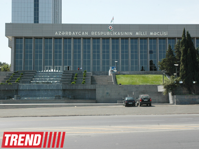 Attempt to hold opposition rally in front of Parliament prevented in Baku