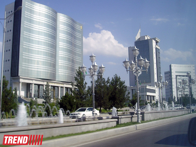 Turkmen capital to expand boundaries