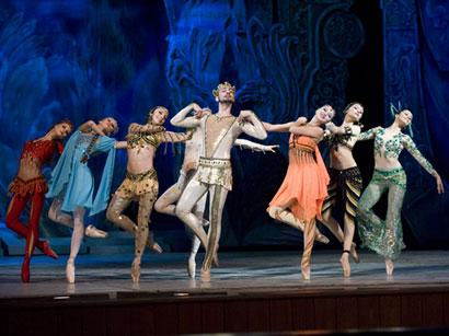 Azərbaycanın balet ustaları beynəlxalq festivalda çıxış edəcəklər