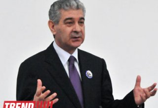 Azerbaijani ruling party: External forces may be behind unrest in front of Educational Ministry