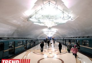 Baku Metro plans to commission two new stations next year