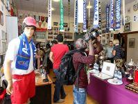 Xarici jurnalistlər AFFA-nın işi ilə tanış olublar (FOTO) - Gallery Thumbnail