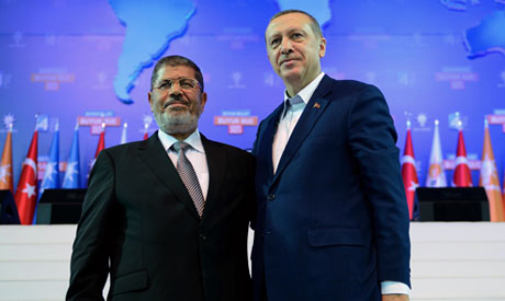 Egyptian, Turkish leaders talk on Gaza violence, vow unity with Palestinians