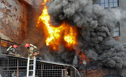 10 deaths in New York, 80 homes destroyed by fire