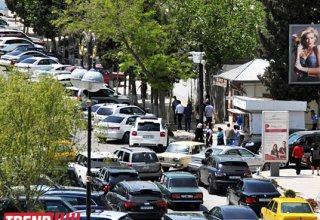 В связи с началом нового учебного года на основных проспектах Баку образовались пробки