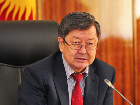 Kyrgyz Prime Minister demands more efficiency in fighting crime