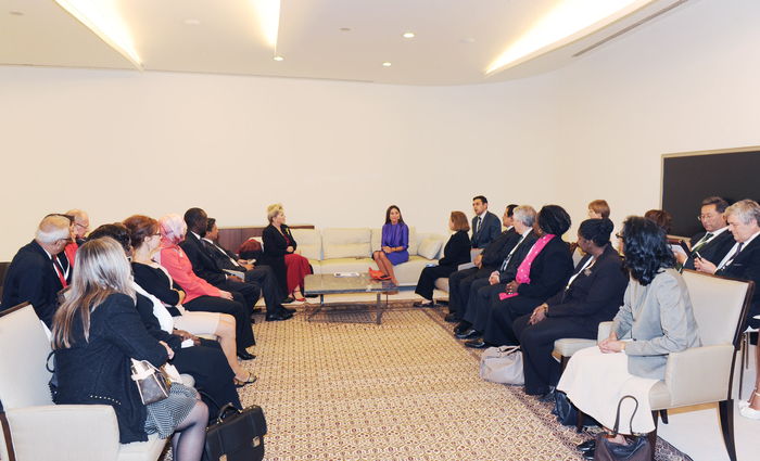 First Lady: Specificity of UNESCO is that it is engaged in the priority fields – education, science, culture
