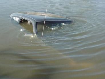 Tovuzda avtomobil kanala aşıb - Yaralılar var (TƏFƏRRÜATLAR)