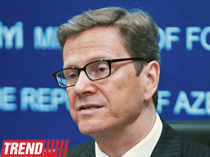 Westerwelle calls on Syria and Turkey to show restraint