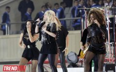 Shakira performed at the closing ceremony of the FIFA U-17 Women's World Cup in Azerbaijan (PHOTO, VIDEO) - Gallery Thumbnail
