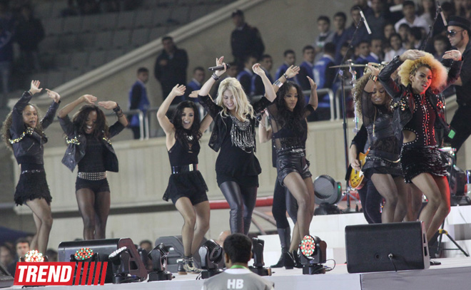 Shakira performed at the closing ceremony of the FIFA U-17 Women's World Cup in Azerbaijan (PHOTO, VIDEO) - Gallery Image
