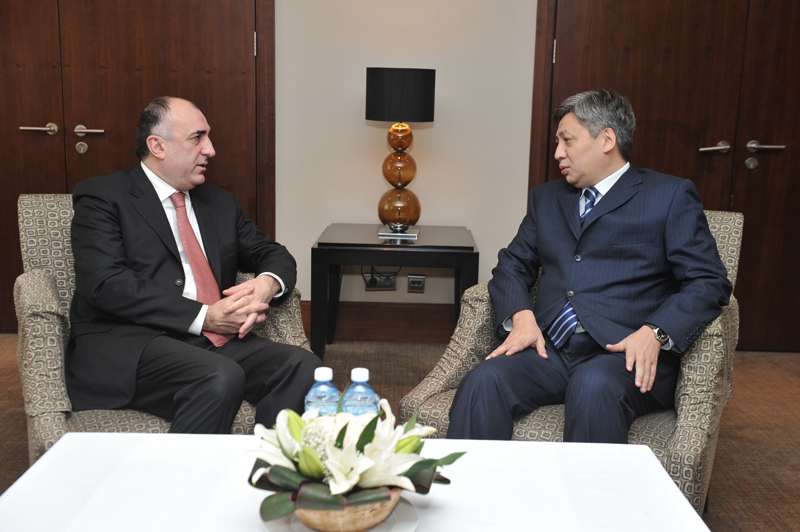 FM: Kyrgyzstan interested in cooperation with Azerbaijan