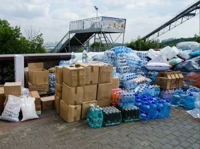 Iranˈs humanitarian aid to Iraqi Kurdistan region delivered