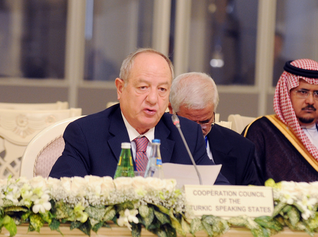 Economic Cooperation Organization's summit commenced in Baku (PHOTO) - Gallery Image