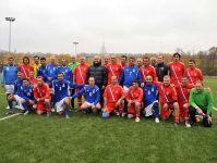 Azərbaycan və Rusiyanın veteran futbolçuları qarşılaşıblar (FOTO) - Gallery Thumbnail