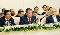 Economic Cooperation Organization's summit commenced in Baku (PHOTO) - Gallery Thumbnail