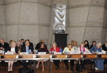 Azerbaijan`s first lady attends annual meeting of UNESCO`s Goodwill Ambassadors (PHOTO) - Gallery Thumbnail