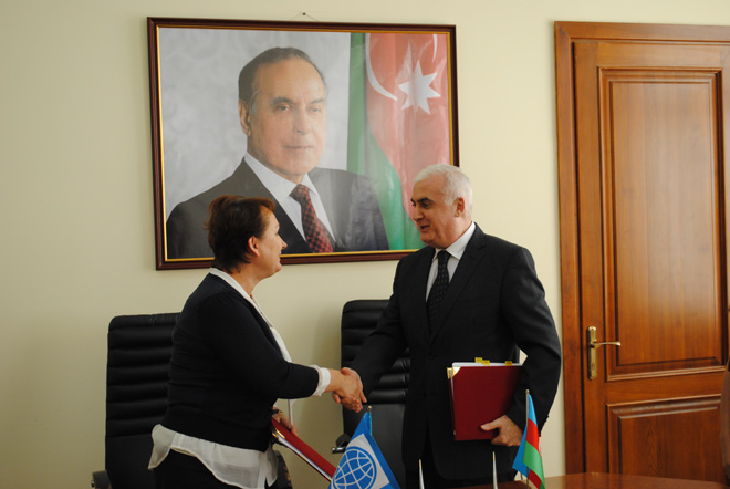 Azerbaijan, WB sign loan agreement on agricultural project (PHOTO) - Gallery Image