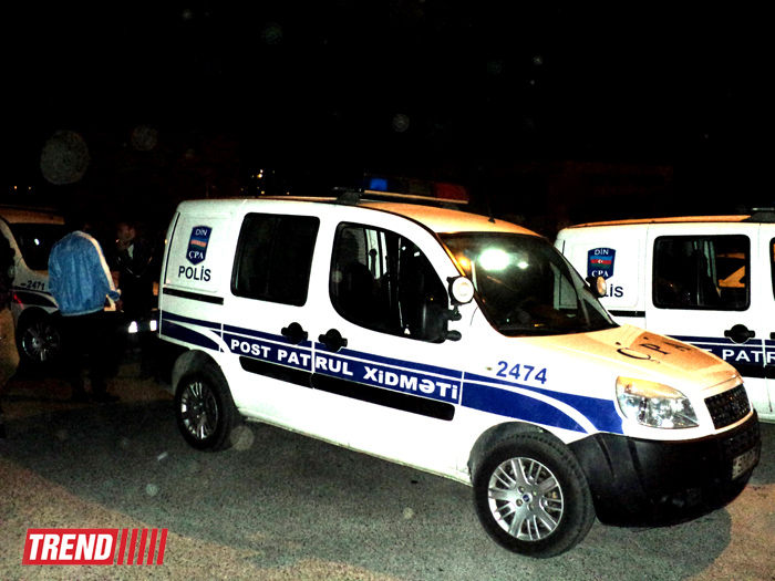 Baku law enforcement agency finished special operation in Garachukhur settlement (UPDATE) (PHOTO)