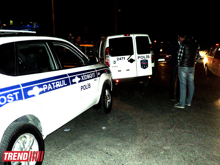 Baku law enforcement agency finished special operation in Garachukhur settlement (UPDATE) (PHOTO) - Gallery Image
