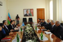Azerbaijan, WB sign loan agreement on agricultural project (PHOTO) - Gallery Thumbnail