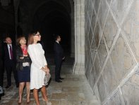 Mehriban Aliyeva attends exhibition and concert on Azerbaijan in Reims (PHOTO) - Gallery Thumbnail