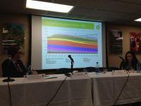 Amerikan Universitetində Azərbaycanın etibarlı enerji tərəfdaşı olması barədə müzakirələr aparılıb (FOTO) - Gallery Thumbnail