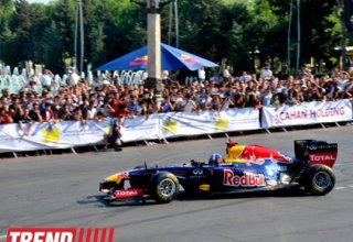Financial Times publishes article on F1 Grands Prix in Azerbaijan